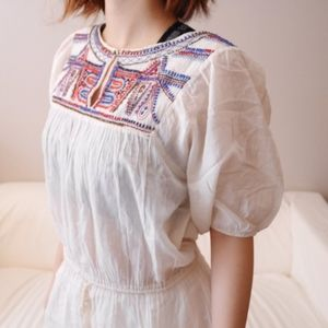 Sale❣️Forever 21 embroidered summer top / blouse